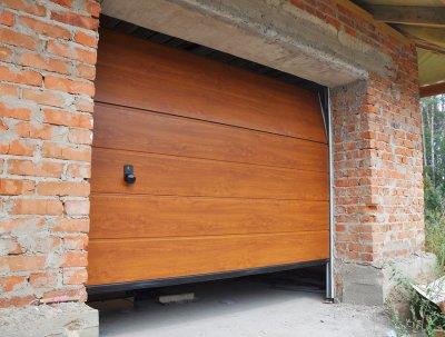 opening - garage